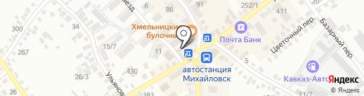 Vitalong на карте Михайловска