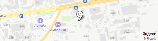 Супермаркет кирпича и фасадов на карте Ставрополя