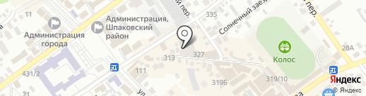 ЮгСтрой на карте Михайловска