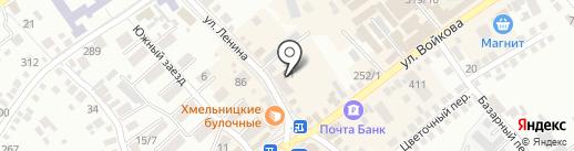 D & k finance на карте Михайловска