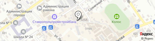 Body Style 7 на карте Михайловска