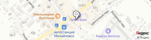 SUSHI SHOP на карте Михайловска