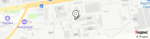 Магазин мягкой мебели и фурнитуры на карте Ставрополя