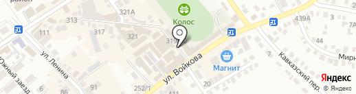СОЮЗ-3000 на карте Михайловска