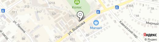 Банкомат, Банк ВТБ 24 на карте Михайловска