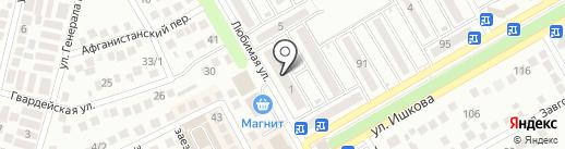 SolarPrint на карте Михайловска
