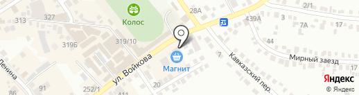 Всё для рыбалки и отдыха на карте Михайловска
