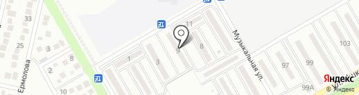Гармония на карте Михайловска