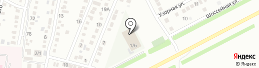 Ледовая арена на карте Михайловска