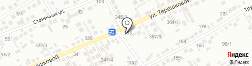 Автомастерская на карте Михайловска