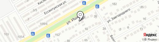 Улыбка на карте Михайловска