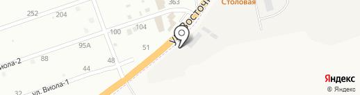 Компания по производству и продаже облицовочного камня на карте Ставрополя