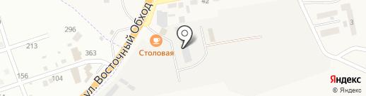 Сервис по ремонту грузовых автомобилей на карте Надежды