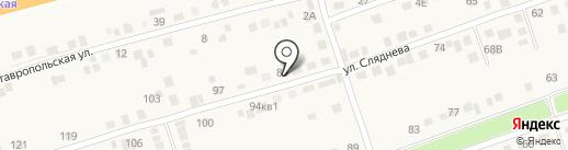 Гидромастер на карте Надежды