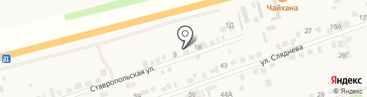Чайхана на карте Надежды