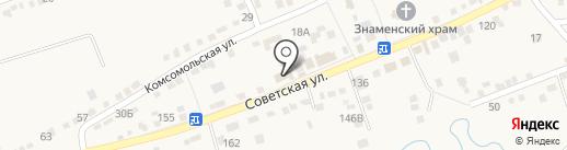 Северо-Кавказский банк Сбербанка России на карте Надежды