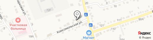 Шиномонтажная мастерская на карте Надежды