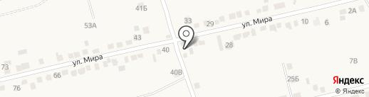МегаАвто на карте Надежды