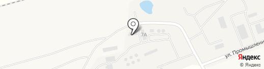 Лукойл-Югнефтепродукт на карте Старомарьевки