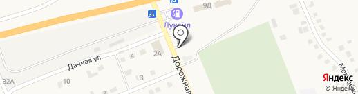 Пивная лавка на карте Старомарьевки
