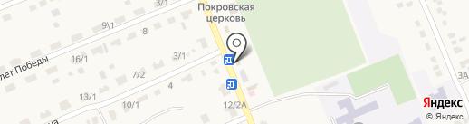 Эмбарго на карте Старомарьевки