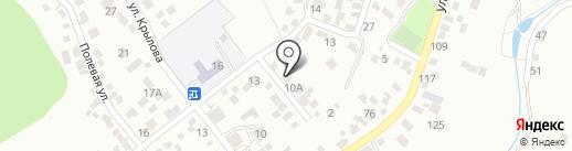 Компания по текстильному дизайну на карте Кисловодска
