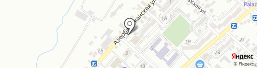 4 сезона на карте Кисловодска