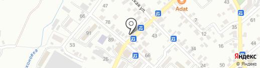 Банкомат, Сбербанк России на карте Кисловодска