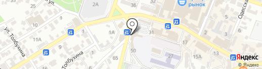 Profi на карте Кисловодска