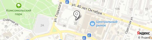 Модная беременность на карте Кисловодска