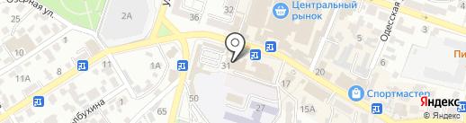 Долголетие на карте Кисловодска