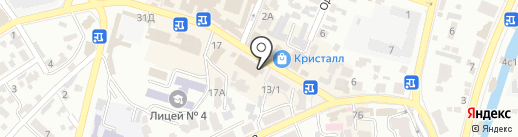 Ставропольские городские аптеки на карте Кисловодска