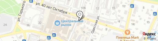 МейТан на карте Кисловодска