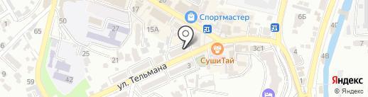 Сервисный центр на карте Кисловодска