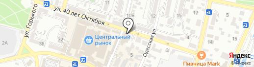 Золотой ключик на карте Кисловодска