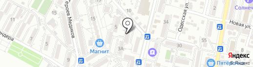 Общество защиты прав потребителей на карте Кисловодска