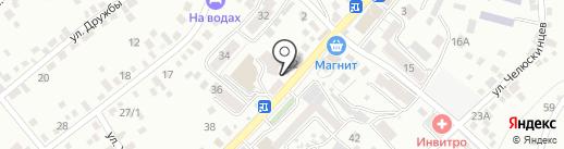 RINNAI KMV на карте Кисловодска