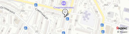 Оценочная компания на карте Кисловодска