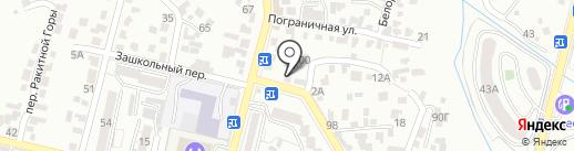 Кровля профи на карте Кисловодска