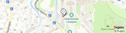 MixBrend на карте Кисловодска