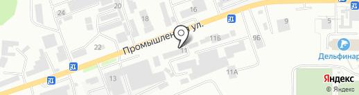 Стальные решения на карте Кисловодска
