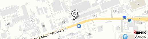 Банкомат, Банк Возрождение, ПАО на карте Кисловодска