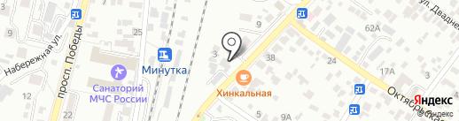 Expert на карте Кисловодска