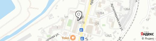 Детская хореографическая школа на карте Кисловодска