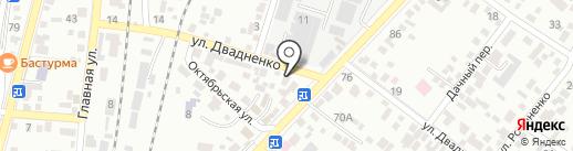 Компания по приему лома и цветных металлов на карте Кисловодска