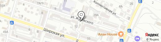 Товары для дома на карте Кисловодска