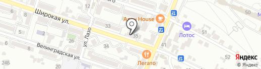 Santino на карте Кисловодска