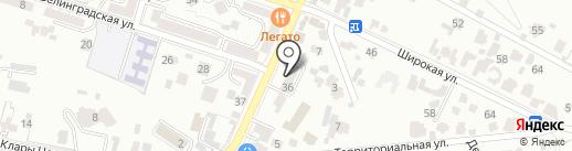 Ника компьютерс на карте Кисловодска