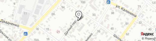 Уралэлектромедь-Лермонтов-Вторцветмет на карте Кисловодска