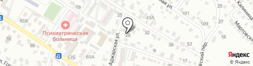 Семейный отдых на карте Кисловодска